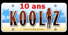 Logo Kooliz, jeu de mode